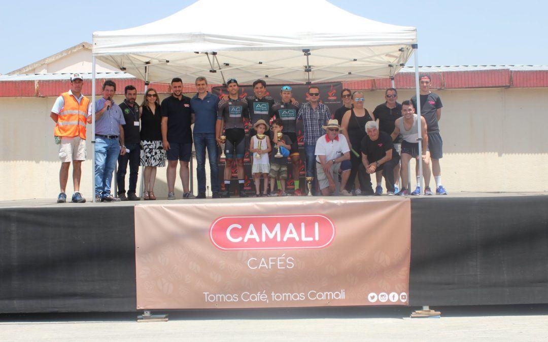 I Trofeo Cafés Camali – Campeonato de Castilla la Mancha Máster 30, 40, 50 y 60.