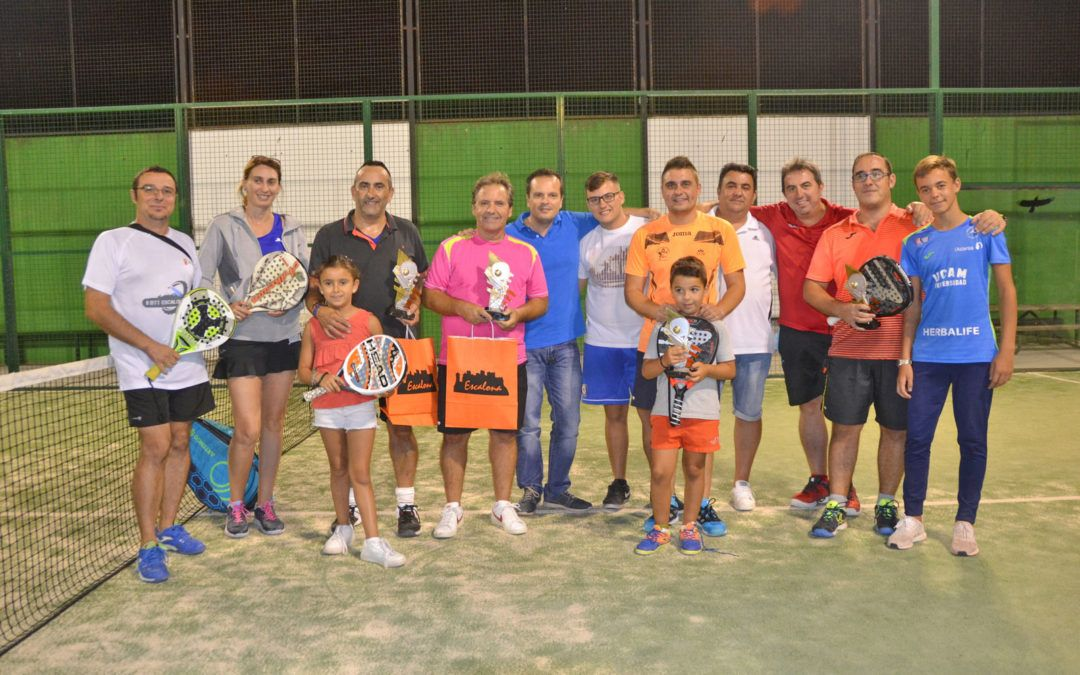 Alejandro Sáez y José María Carrero se proclaman campeones de la II Copa de la Liga de Pádel