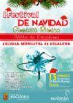 I Festival de Navidad de Gimnasia Rítmica -Concejalía de Deportes del Ayuntamiento de Escalona