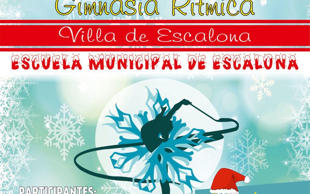 I Festival de Navidad de Gimnasia Rítmica