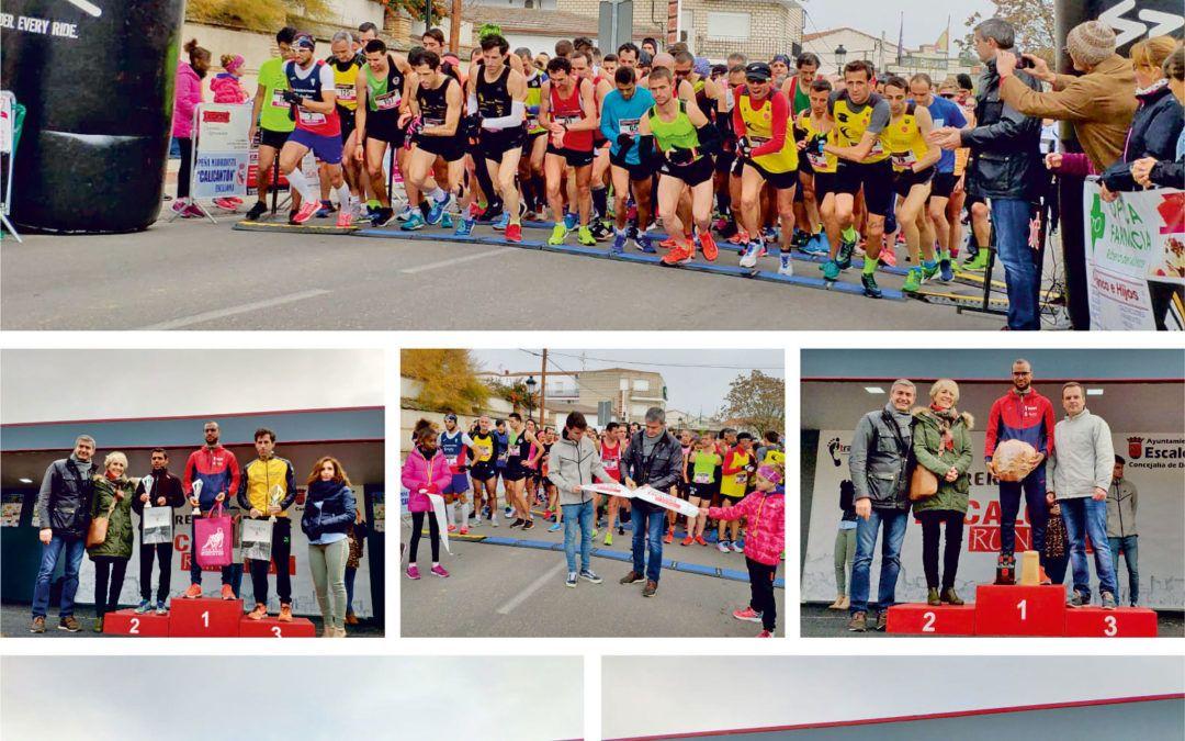 YOUNESS AIT HADI y LAURA LUENGO CASELLES fueron los ganadores de la IV Edition Escalona Running