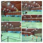 Nuestra Escuela Municipal de Fútbol Sala en el I Torneo de Navidad de Nombela - Concejalía de Deportes del Ayuntamiento de Escalona