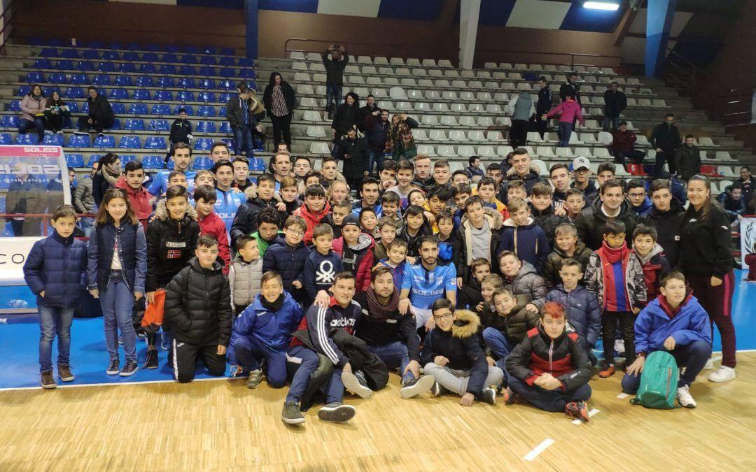Excursión de las Escuelas Deportivas Municipales de Fútbol Sala