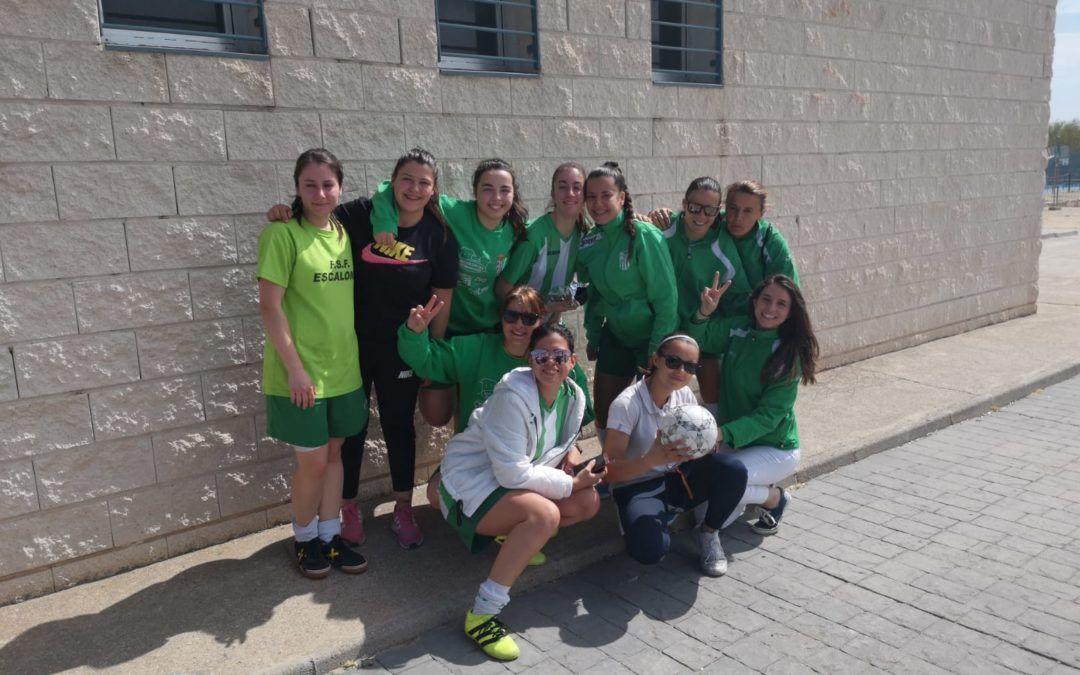 El Equipo de Fútbol Sala Femenino, se proclama CAMPEON DE LIGA