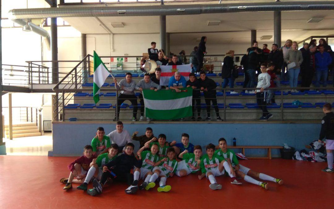 Subcampeones Provinciales Infantil de Futbol Sala de Toledo