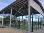 Pista Cubierta Padel - Concejalía de Deportes del Ayuntamiento de Escalona