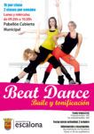 Beat Dance, baile y tonificación 2019-2020 - Concejalía de Deportes del Ayuntamiento de Escalona