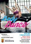 BodyDance 2019-2020 - Concejalía de Deportes del Ayuntamiento de Escalona