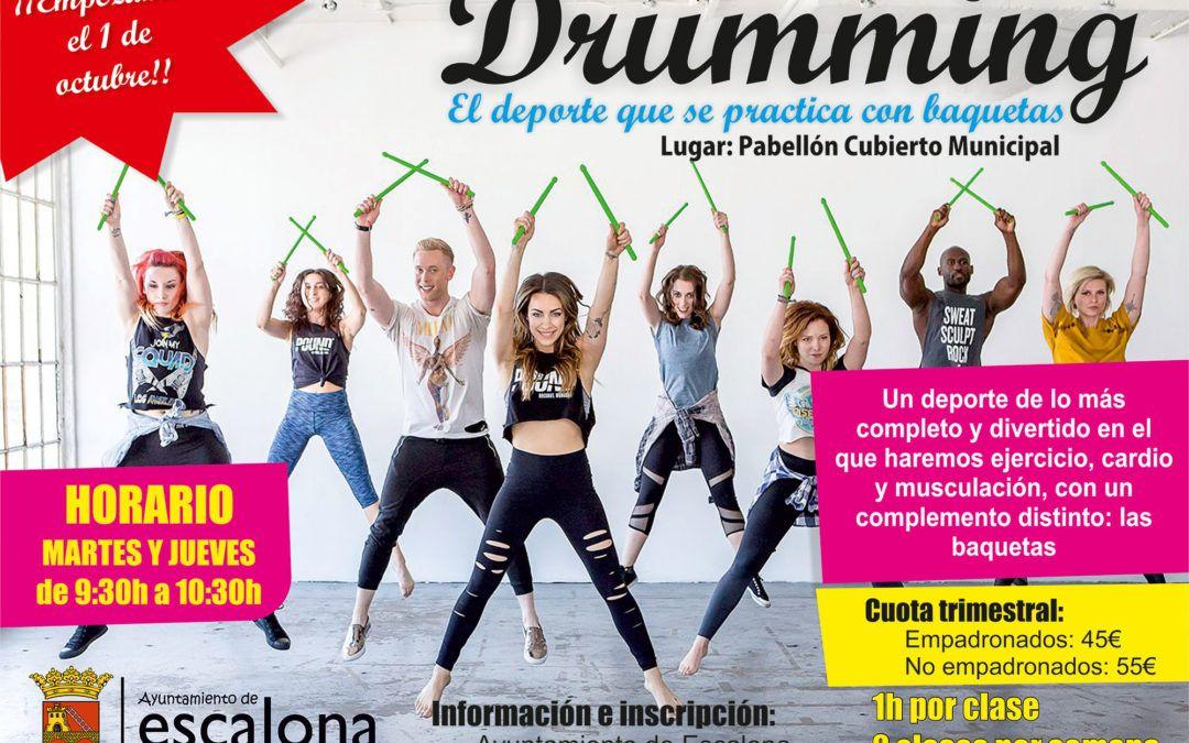 Drumming 2019-2020