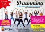 Drumming 2019-2020 - Concejalía de Deportes del Ayuntamiento de Escalona