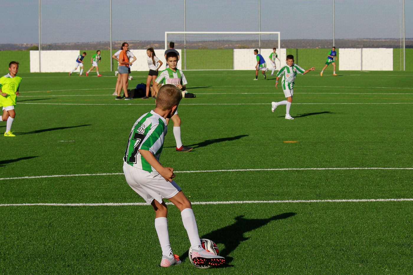 Futbol - Inicio Concejalía de Deportes del Ayuntemiento de Escalona