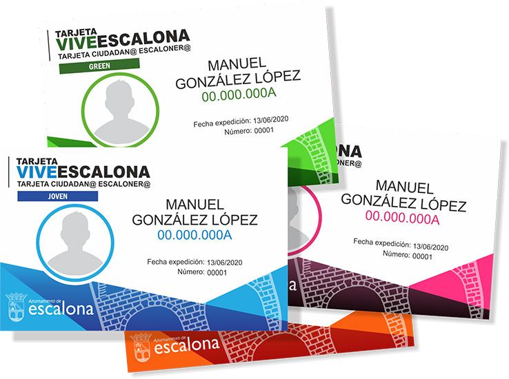 Ya está disponible la Tarjeta Ciudadana ViveEscalona, ¡hazte con ella!