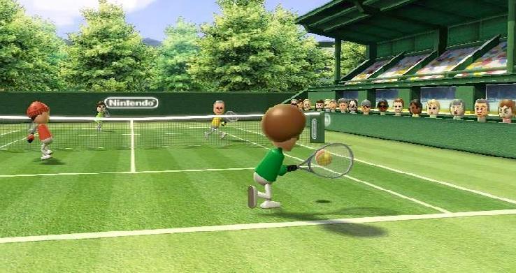 Campeonato de Tenis Wii 2020