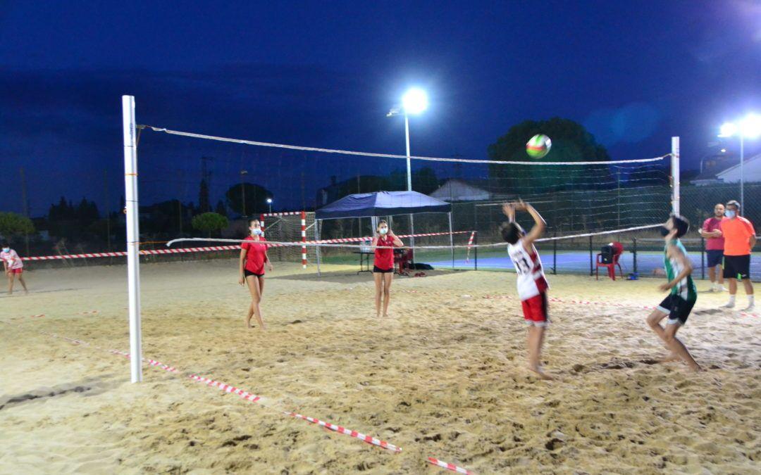 Torneo Infantil de Voley Playa 2021